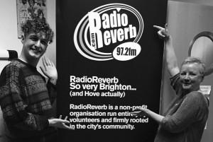 Jacob and Nuala Radio Reverb