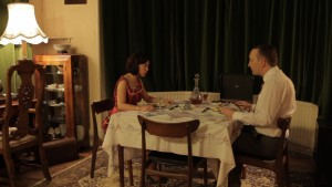 A still from Sewing Solutions a film by Marc Beidul
