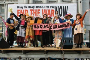 Raging Grannies The Action League