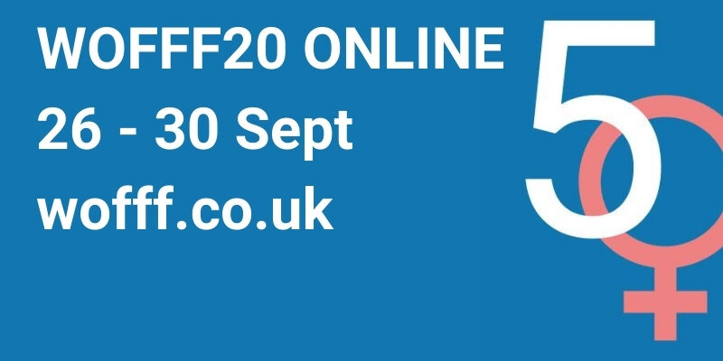 Dates for WOFFF20 Online - 26 to 30 Sept 2020